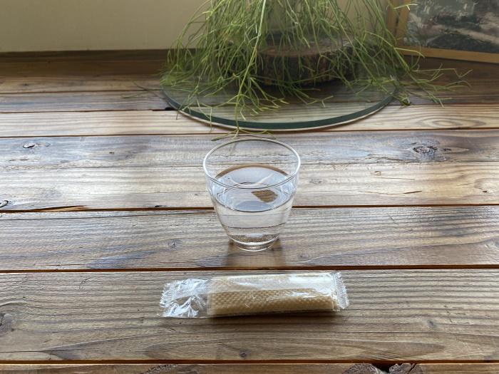 織水の水道水